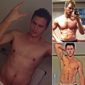 Shirtless-Celebrity-Guys-Instagram